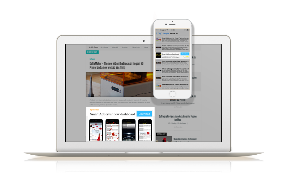 Native Infeed Web - Post Local Ads Backpage